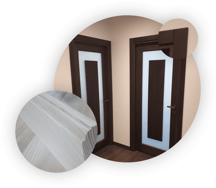 vidines durys